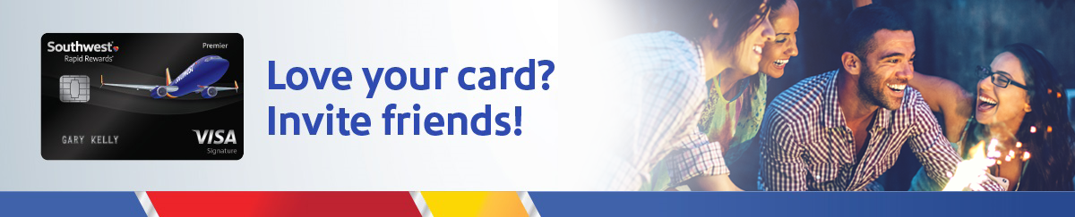 Southwest airlines rapid rewards premier refer a friend southwest airlines rapid rewards premier credit card swa reheart Gallery