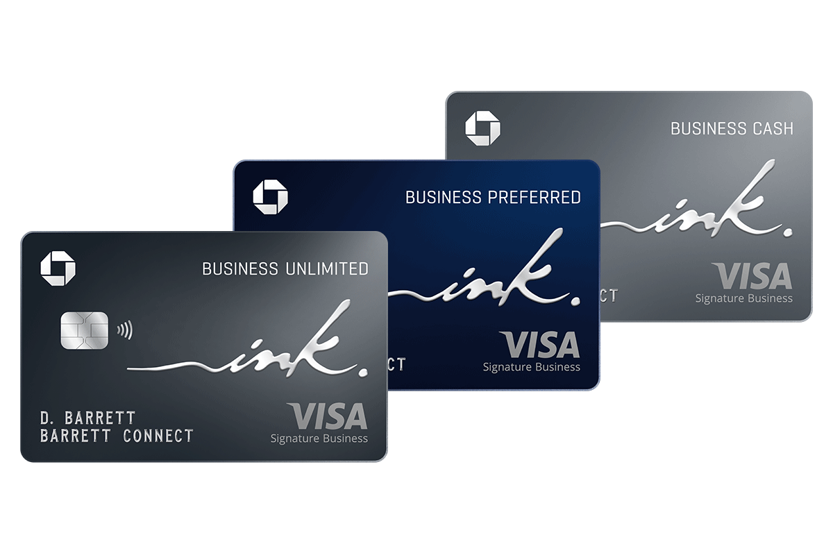 Chase Ink Business Preferred - Refer-A-Business - Chase.com