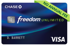 Welcome to Chase - Global Product Upgrade - Freedom Bundled Offer
