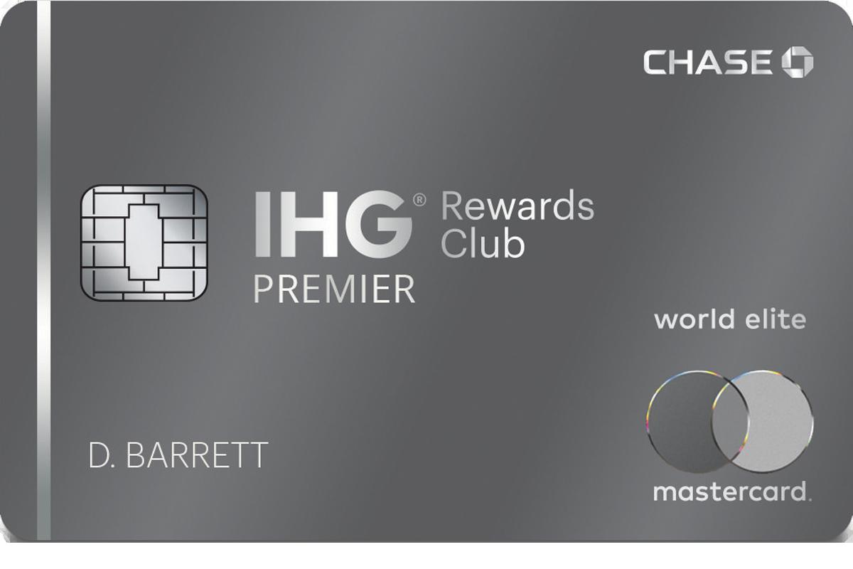 IHG Rewards Club Premier Credit Card - Refer-A-Friend - Chase com