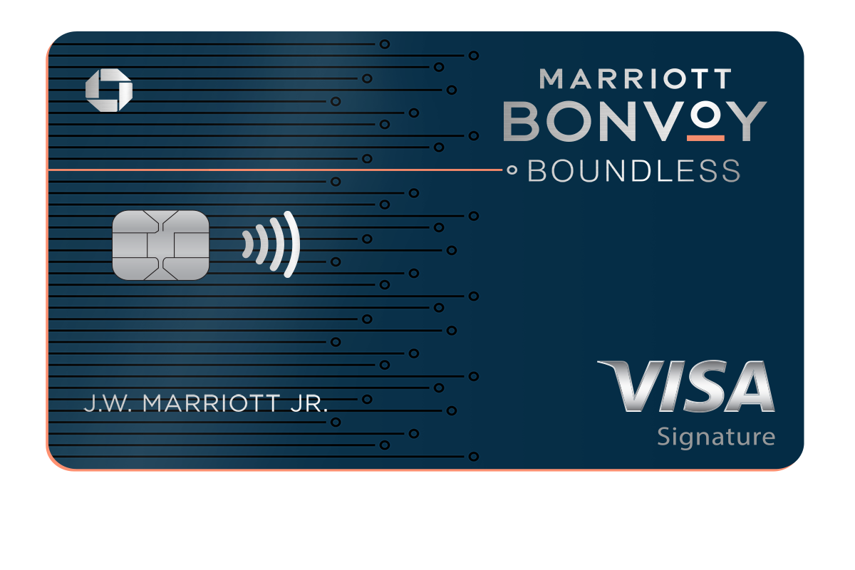 Marriott Bonvoy Boundless Credit Card - Refer-A-Friend - Chase com