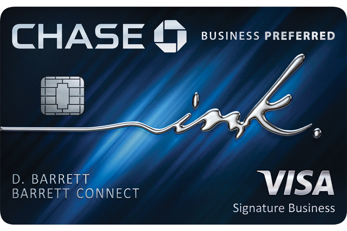 Chase Ink Business Preferred Refer A Business Chasecom