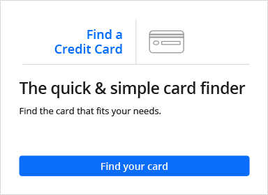 Find A Credit Card. The Quick And Simple Card Finder. Find The Card That
