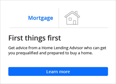 Mortgage. First Things First. Get Advice From A Home Lending Advisor Who  Can Get