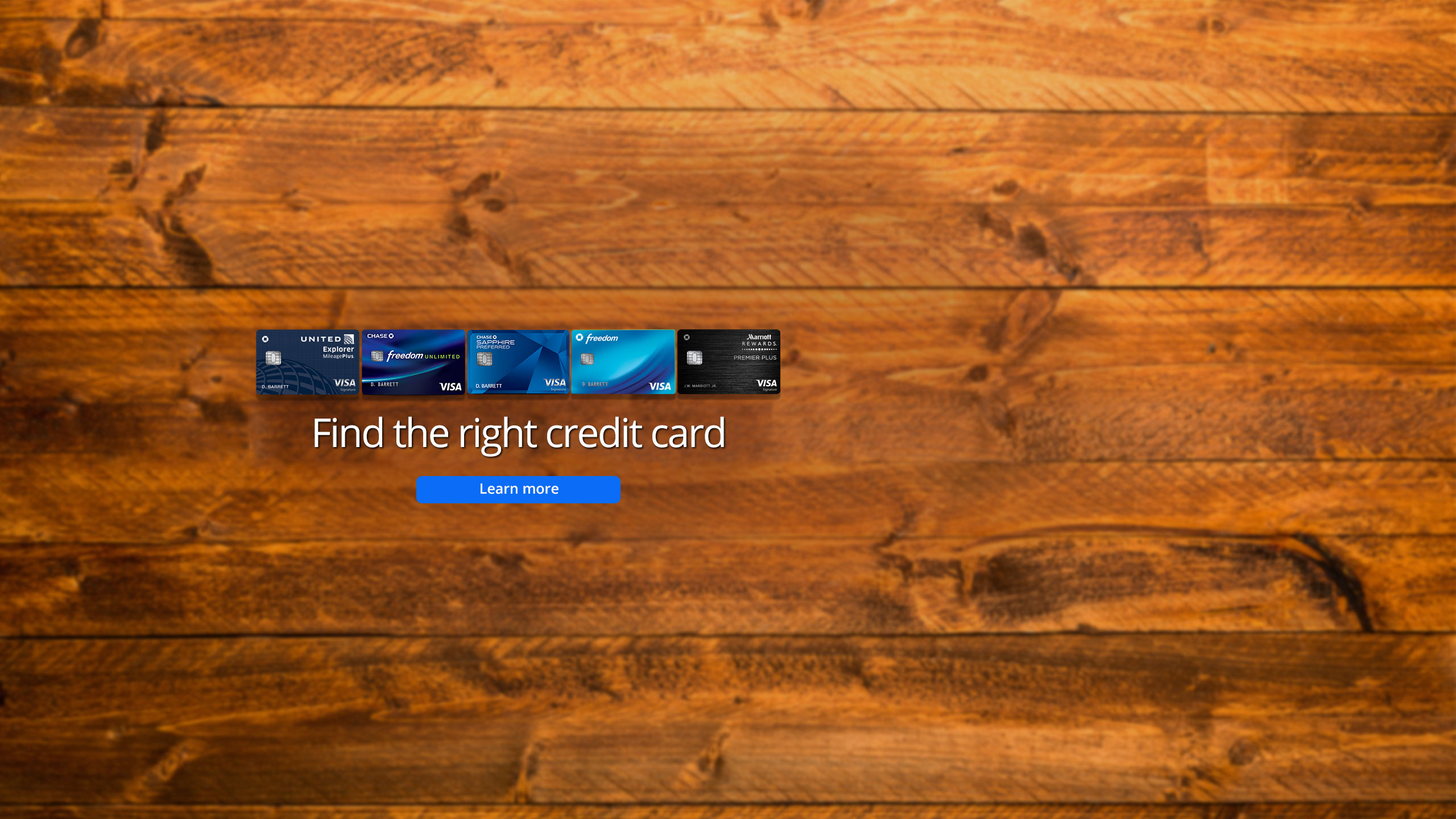 Credit Card, Mortgage, Banking, Auto | Chase Online | Chase.com